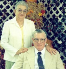 Jack and Shirley Barr